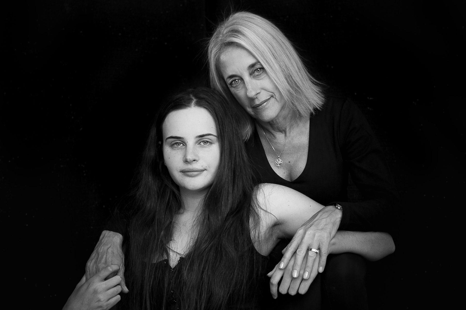 Kim & Ashleigh's Mother's Day Shoot