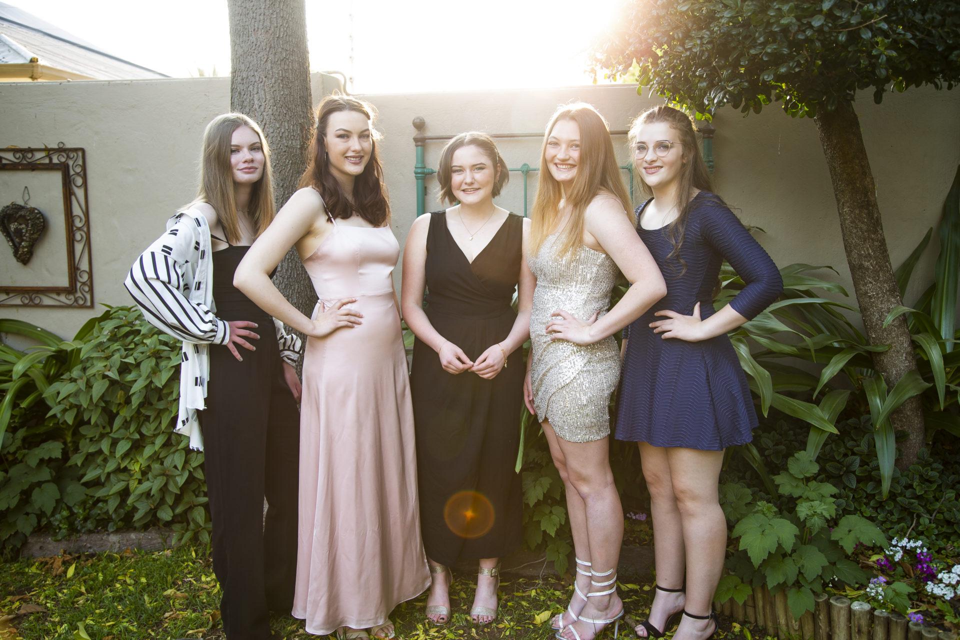 Rachel's 16th Birthday Party Portraits